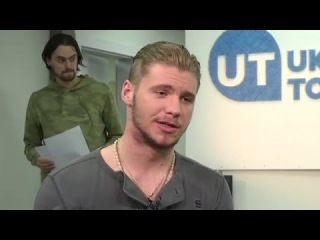 (полная версия)Валерий Ананьев дал эксклюзив. интервью международн. каналу Ukraine Today (04.2015)
