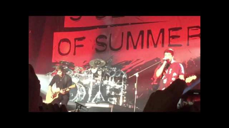 5SOS SLFLtour 2016 Osaka -Beside You-