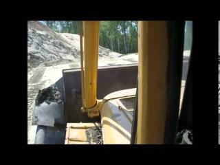 Дизель-электрический трактор ДЭТ-250 (М)