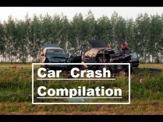 Подборка аварий и ДТП жестко декабрь 2015 Amazing Car Crash Compilation  december 2015 #11