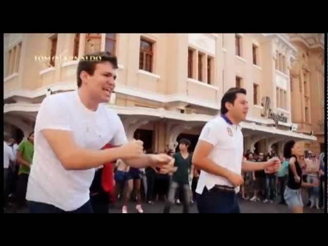 ABERTURA AVENIDA BRASIL - Tom Arnaldo - Dança com Tudo HD- (OFICIAL)