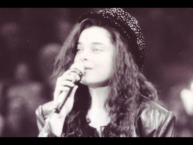 Наташа Королева - Ласточка Шарман шоу 1992 В цирке Редкое видео