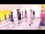 Видео уроки танцев - Zedd feat. Ariana Grande Break Free Jazz Funk kids choreography Vitaliy NRG FDC
