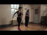 Видео уроки танцев - Fuckin' problems A$AP Rocky, Kendrick Lamar hip hop Dance TUTORIAL!!!!!!!!!
