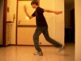 Видео уроки танцев  - Tutorial jumpstyle italiano hardjump e tricks by Bebbo j