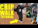 Dance Tutorial - How to C Walk (Crip Walk)