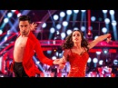 Georgia May Foote Giovanni Pernice Cha Cha to 'I Will Survive' - Strictly Come Dancing: 2015