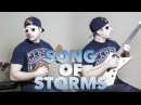 The Legend Of Zelda Song Of Storms (Ukulele/Metal Cover)