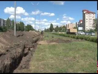 Перекрытие дороги по улице Ерошенко продлено. Старый Оскол