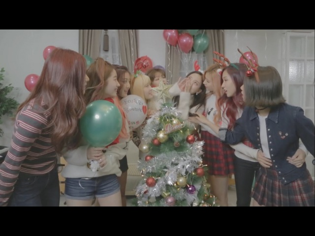 151220 TWICE Confession Song 고백송 GOT7 COVER TWICE's Christmas Gift