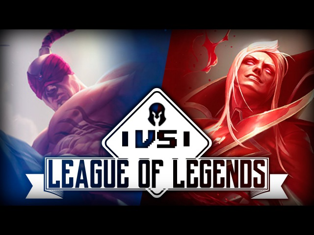 Fail tras Fail - Lee Sin vs Vladimir | 1vs1 - Ep.18 | League of Legends
