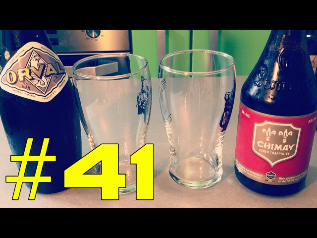 41: Обзор пива CHIMAY ORVAL (бельгийское пиво).
