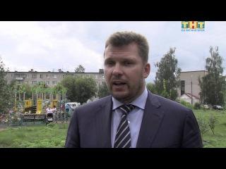 Две детские площадки открыли на Выстреле в Солнечногорском районе