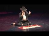 nava aharoni a persian dancer in a JAHELI  BABA KARAM SHOW!!!  נאוה אהרוני - גהלי-באבא כראם