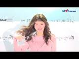 [S영상] 소녀시대 서현-티아라 은정-레인보우 재경 등, F/W 컬렉션에 참석한 스타들 (더스튜디오케이)