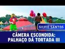Câmera Escondida: Palhaço Dá Tortada III [Clown Prank - SBT]