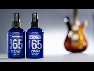 Dunlop Platinum 65 Deep Clean & Spray Wax Premium Maintenance System
