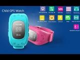 Обзор и настройка детских часов Baby Watch Q50.