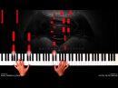 Hans Zimmer Junkie XL - Batman v Superman - Beautiful Lie Piano Version Sheet Music
