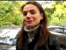 Таня Космачева попала в аварию
