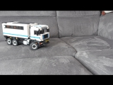 6X6 Offroad Truck by D3K (MOD 6X6 Expedition Truck) Мутырства на диване:)