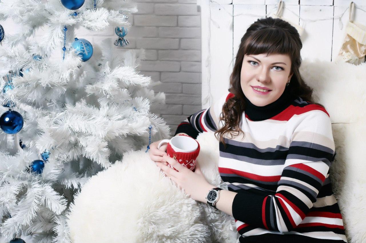 новогодняя фотосессия в красноярске