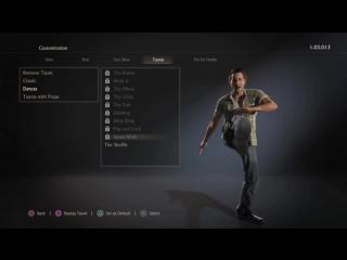 Uncharted 4 Dance [720p]