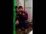 Тогжан песня на гитаре