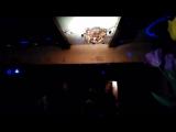 Сергей Гра зажигает танцполРетро вечер в кафе Тары Бары 11 марта