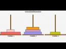 Ханойская башня, решение