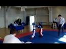 Финал 30.04.2016 первенство Омска по кикбоксингу