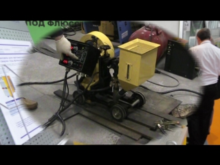 Новая установка для автоматической дуговой сварки под флюсом MZ-1000TQ-A (Аналог сварочного трактора ТС-16)