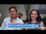 Angelina Jolie, Brad Pitt Discuss Marriage, New Film, Cancer Fight - TODAY