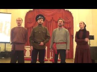 НовинА (Петербург) -- Поехал, поехал казак на чужбину