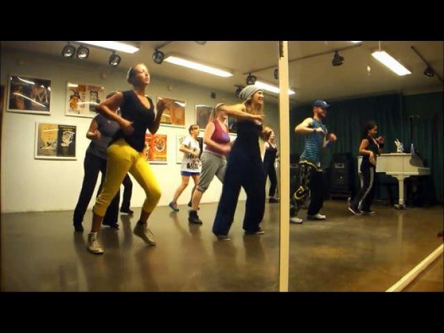 Choreography Gustavo Lima balada boa Tche tche re re Sambaerobics Brazilian Moves class routine