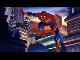 Человек паук 1994 - Все заставки 1-6 сезон