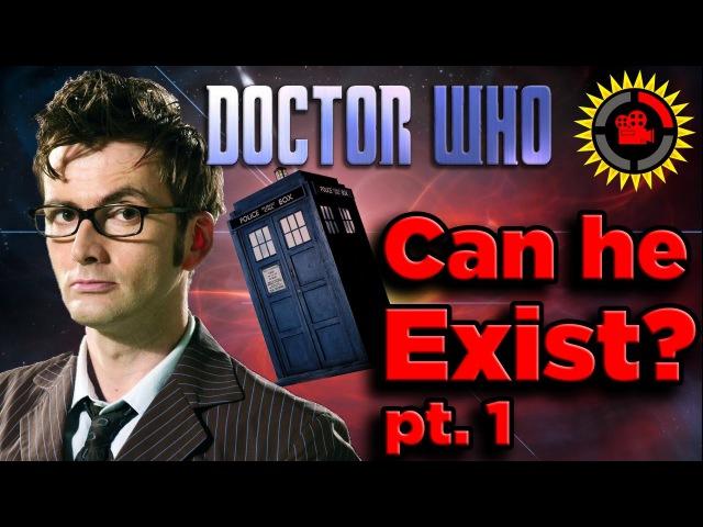 Кинотеории: Может ли Доктор Кто существовать в реальности? (ч.1 - Биология)