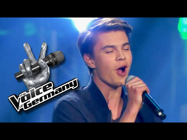 A Thousand Miles Vanessa Carlton Linus Bruhn Cover The Voice of Germany 2015 Audition