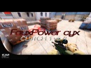 CS:GO - FauxPower cyx vs MM @ clutch 1 vs 4