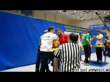 Mger MUSAELYAN vs Evgeniy PRUDNIK at Ukrainian NATIONALS 2016 RIGHT 90 KG CLASS