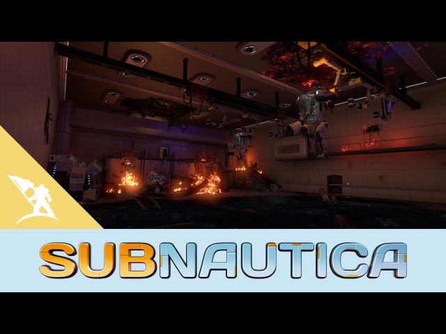 Subnautica Aurora Interior Expansion