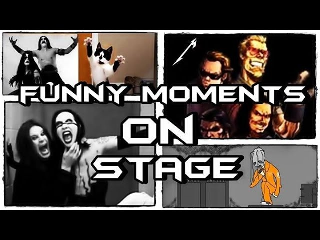 FAILS / FUNNY MOMENTS ON STAGE!