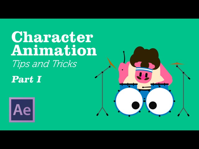 Character Animation in AfterEffects - TipsTricks Chapter 1