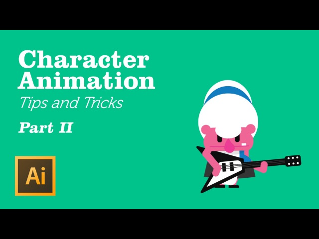 Character Animation in AfterEffects - TipsTricks Chapter 2