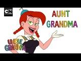 Aunt Grandma | Uncle Grandpa | Cartoon Network