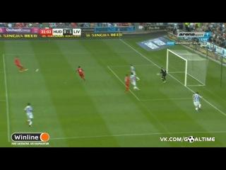 Хаддерсфилд - Ливерпуль 0:1. Груич