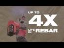 Буры Milwaukee SDS Plus RX4 - 4 и 2 режущие кромки эффективное бурение бетона!