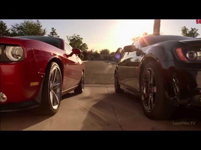 Во все тяжкие Braking bad (Dodge challenger and Chrusler 300 c srt 8)
