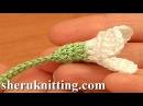 Crochet Snowdrop Flower Pattern Tutorial 75 Free Crochet Flower Patterns