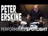 Performance Spotlight Peter Erskine (1 of 2)